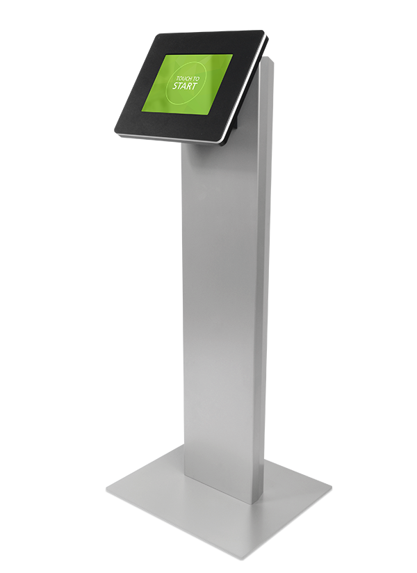 Our Directory model, an ADA compliant kiosk great for large-format wayfinding, directories, and advertising.